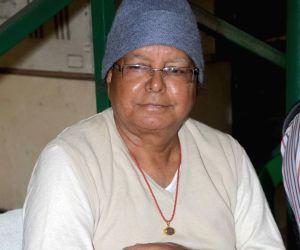 Jharkhand HC turns down Lalu Prasad's bail plea