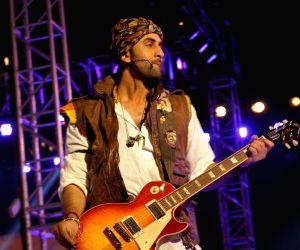 Rockstars concert
