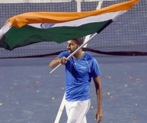 India wins Davis Cup Asia/Oceania Group I tie