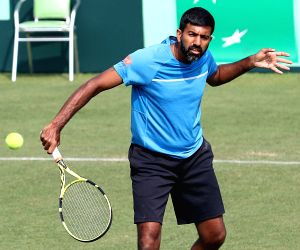 Looking forward to playing Davis Cup tie in Pakistan: Bopanna