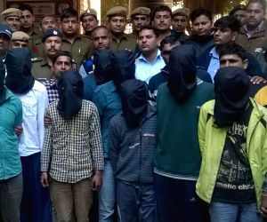 Eight people arrested in Rohtak rape case
