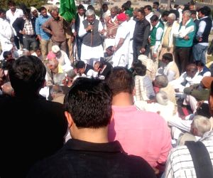 INLD protest against 'MSG - The Messenger of God'