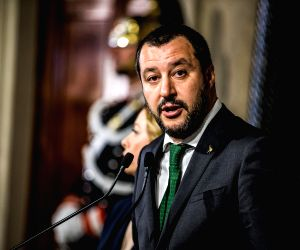 Salvini defends 'slave' remarks for African migrants
