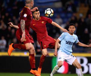 ITALY-ROME-SERIE A-LAZIO VS ROMA
