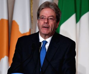 Italy 'reliable' NATO, EU ally, says Gentiloni