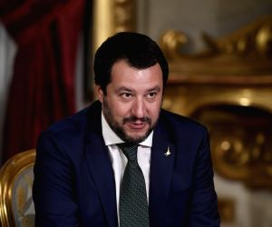 Italy to seek EU review of sanctions against Russia, could wield veto
