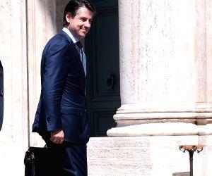 ITALY ROME PM DESIGNATE CONTE