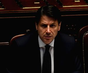 ITALY ROME NEW GOVERNMENT LOWER HOUSE CONFIDENCE VOTE WINNING