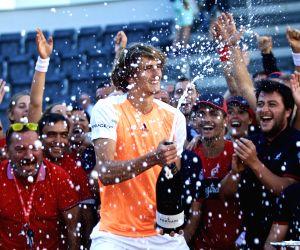 ITALY ROME TENNIS ITALIAN OPEN FINAL