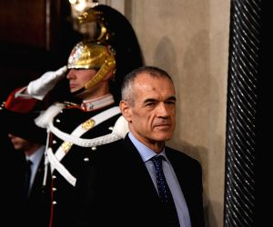 ITALY ROME PM DESIGNATE