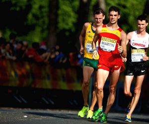 ITALY-ROME-IAAF WORLD RACE WALKING