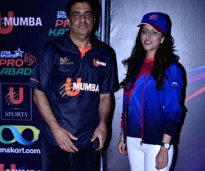 Pro-Kabaddi League - U Mumba vs Jaipur Pink Panthers