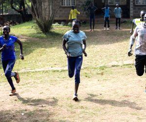 Kenyan refugee Olympic athlete braves COVID-19