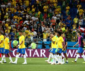 FIFA World Cup: Spirited Switzerland hold Brazil