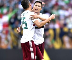 World Cup: Mexico beat South Korea in Group F tie