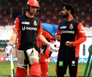 IPL 2017 - Royal Challengers Bangalore - practice session