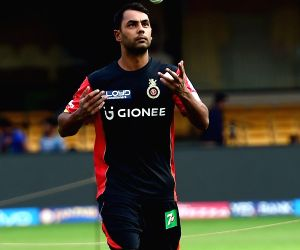 Royal Challengers Bangalore practice session