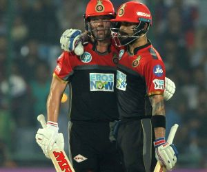 Kohli bids emotional farewell to 'brother' de Villiers