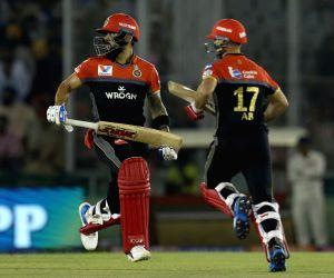 de Villiers has a new nickname for Virat Kohli