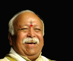 By tradition, nationalism and ancestry, we are all Hindus: Bhagwat