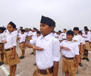 Netaji's birth anniversary celebration - RSS