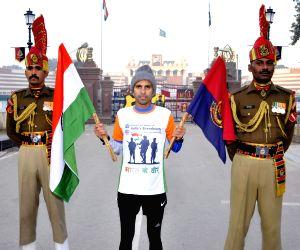 Bharat Ke Veer Ultra Marathon 2017