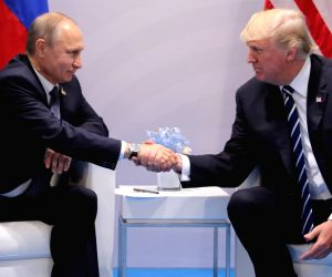 Russian and US Presidents Vladimir Putin and Donald Trump - is there relationship of equals or something else?