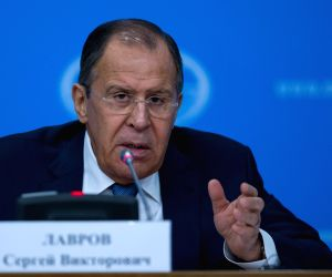 Russia, India oppose bid to politicize OPCW's work: Lavrov