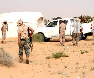 LIBYA SABRATHA LIBYA DAWN CLASHES