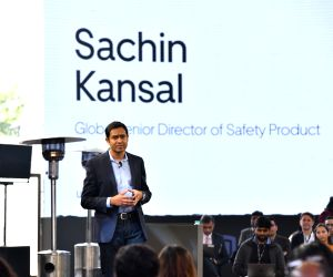 Safety rests on both Uber and riders: Top executive