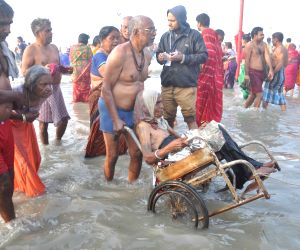 Sagar Island: Gangasagar - Makar Sankranti