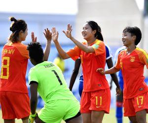 FRANCE-SAINT-MALO-FIFA U-20 WOMEN'S WORLD CUP-CHINA VS HAITI