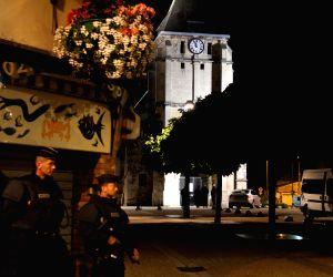 FRANCE CHURCH ATTACK SUSPECT IDENTIFICATION