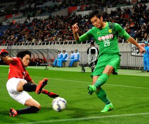 JAPAN-SAITAMA-AFC CHAMPIONS LEAGUE-GROUP G-URAWA REDS VS BEIJING GUOAN