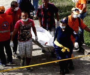 52 DEAD AFTER LANDSLIDE IN COLOMBIA