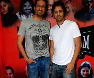 Salim, Sulaiman and Jagjit Singh launch launch Radio City's Musical-e-azam, Bandra.