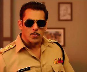 'Dabangg 3' is for critics: Salman's jibe at trailer launch