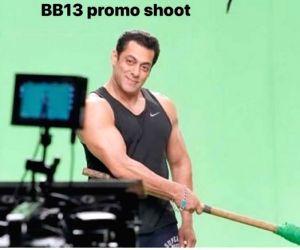 Bigg Boss 13: Salman Khan shoots the first promo of the show!