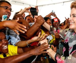 BRAZIL SALVADOR POLITICS ROUSSEFF
