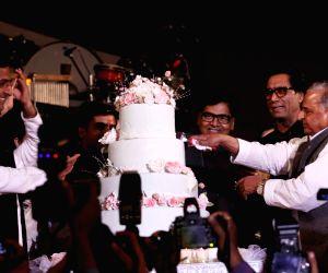 Mulayam's birthday celebrations