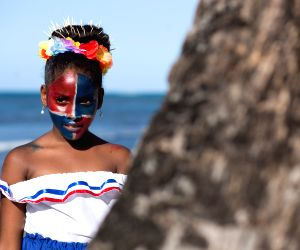 DOMINICAN REPUBLIC SAMANA SOCIETY CARNIVAL