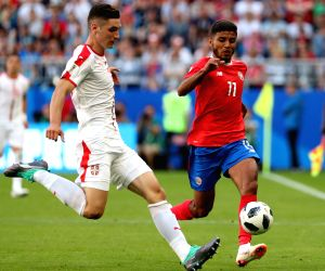 Costa Rica work on tactics to contain Brazil ahead of World Cup showdown