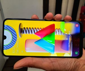Samsung Galaxy M31: Huge battery, upgraded camera