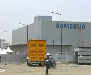 Samsung India Electronics's manufacturing facility in Noida