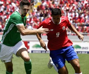 COSTA RICA-SAN JOSE-SOCCER-COSTA RICA VS NORTHERN IRELAND