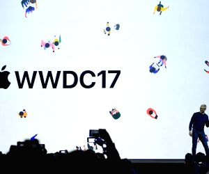 U.S. SAN JOSE APPLE WWDC NEW PRODUCTS