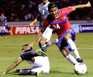 COSTA RICA-SAN JOSE-SOCCER-COSTA RICA VS PARAGUAY