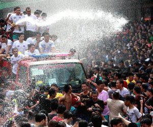 (240618) PHILIPPINES-SAN JUAN CITY-ANNUAL WATTAH-WATTAH FESTIVAL