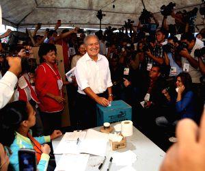 EL SALVADOR SAN SALVADOR POLITICS ELECTIONS