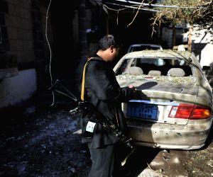 Sanaa (Yemen): Yemen blast